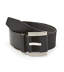 Fashion Focus Modern Prong Belt