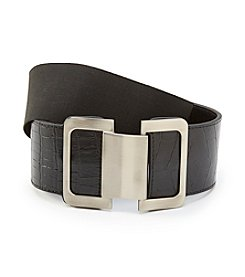 Fashion Focus Modern Stretch Belt