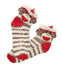 Legale® 3D Side Panel Monkey Socks