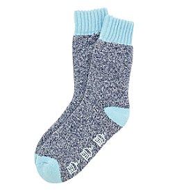 Legale® Twist Cabin Slipper Socks