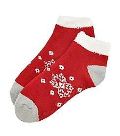 Legale® Snowflake Socks
