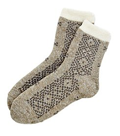Legale® Sweater Panel Socks