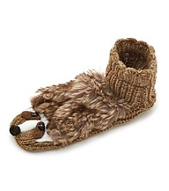 Legale® Furry Critters Slipper Socks