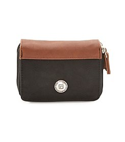 Stone Mountain® Talia Small Double Zip Around Wallet