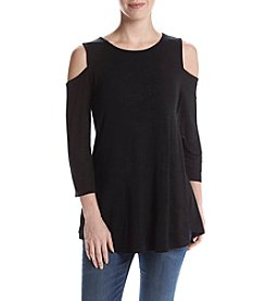 Cupio Cold Shoulder Top