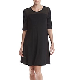 Cupio Elbow Sleeve Dress