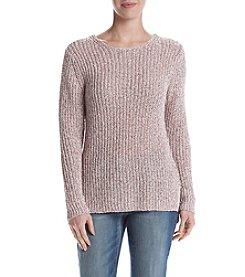Ruff Hewn Marled High Low Sweater