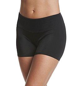 Relativity® Solid Boy Shorts