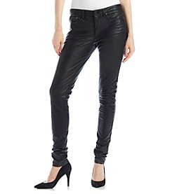 Jones New York® Faux Leather Pants