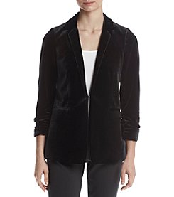 Jones New York® Velvet Blazer
