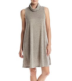 Bobeau® Turtleneck Dress