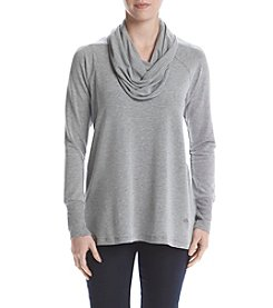 Cupio Raglan Sleeve Long Cowl Neck Sweater