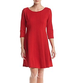 Taylor Dresses Fit And Flare Dress