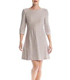 Vince Camuto® Bateau A-Line Dress