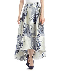 Eliza J® Floral High-Low Skirt