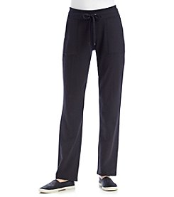 Marc New York Performance Wide Leg Pants With Pockets