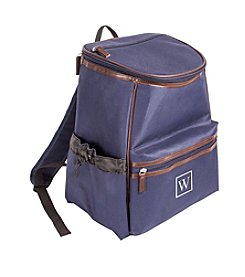 Cathy's Concepts Personalized Insulated Navy Backpack Cooler