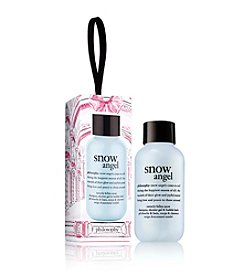 philosophy® Snow Angel Travel Size Body Wash Ornament