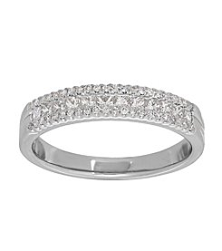 0.5 ct. t.w. Diamond Ring In 10K White Gold