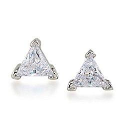 Lauren Ralph Lauren® Triangle Stud Earrings