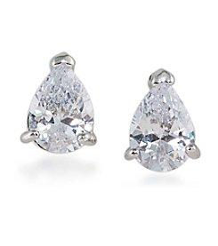 Lauren Ralph Lauren® Pear Stud Earrings