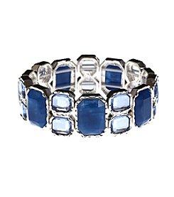 Gloria Vanderbilt™ Stone Stretch Bracelet