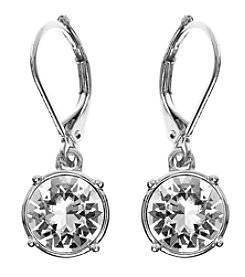 Gloria Vanderbilt™ Crystal Drop Earrings