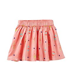 OshKosh B'Gosh® Girls' 2T-8 Geo Printed Woven Skirt