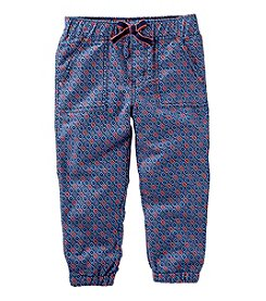 OshKosh B'Gosh® Girls' 2T-8 Printed Joggers