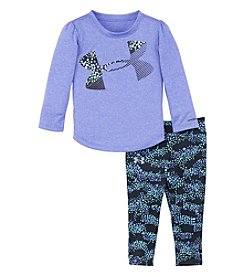 Under Armour® Baby Girls' Galaxy Logo Set