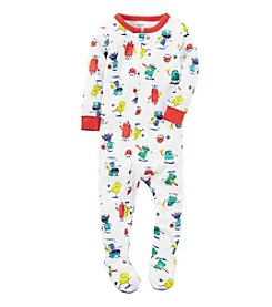 Carter's® Boys' 12M-4T Monster One-Piece Sleeper