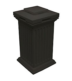Good Ideas, Inc. Savannah Column Storage and Waste Bin