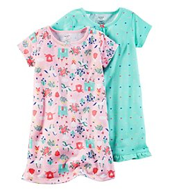 Carter's® Girls' 4-14 2-Pack Fantasy Gowns