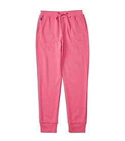 Polo Ralph Lauren® Girls' 7-16 Slim Joggers