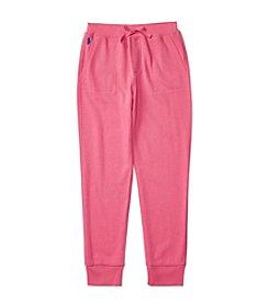 Polo Ralph Lauren® Girls' 7-16 Slim Joggers