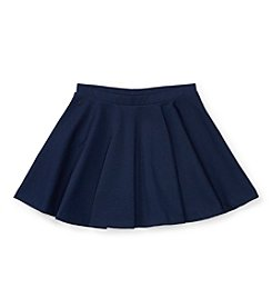 Polo Ralph Lauren® Girls' 7-16 Ponte Skirt