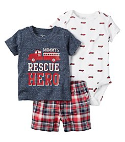 Carter's® Baby Boys' 3-Piece Fire Rescue Set