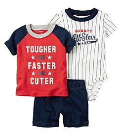 Carter's® Baby Boys' 3-Piece All Star Set