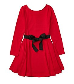 Polo Ralph Lauren® Girls' 2T-6X Polo Dress with Bow