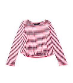 Polo Ralph Lauren® Girls' 2T-6X Striped Flowy Top