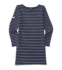 Polo Ralph Lauren® Girls' 2T-6X Striped Dress