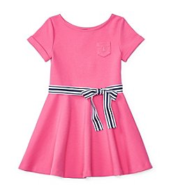 Polo Ralph Lauren® Girls' 2T-6X Fit And Flare Silhouette Dress