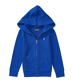 Polo Ralph Lauren® Girls' 2T-6X Polo Hoodie