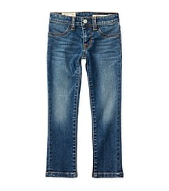 Polo Ralph Lauren® Girls' 2T-6X Aubrie Denim Leggings