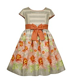 Bonnie Jean® Girls' 4-6X Floral Cap Sleeve Dress
