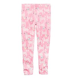 Carter's® Girls' 2T-8 Puppy Printed Leggings