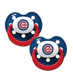 Baby Fanatic MLB® Chicago Cubs Baby 2-Pack Pacifiers