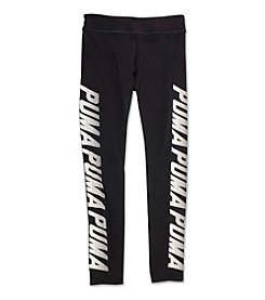 PUMA® Girls' 7-16 Leggings
