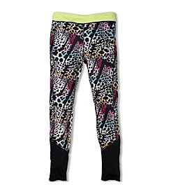 PUMA® Girls' 7-16 Sharp Printed Leggings