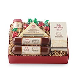 Hickory Farms Double Sausage Sampler